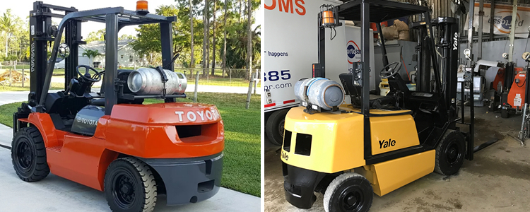 Click for Forklift Rentals!